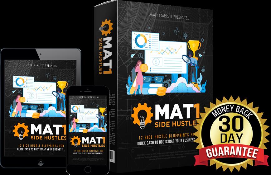 MAT1 Side Hustles Review