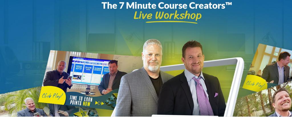7 Minute Course Creators Review