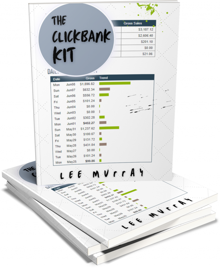 Clickbank Kit Review