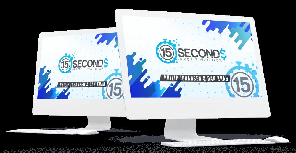 15 Seconds Profit Warrior Review